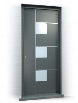 Anaf Products nv - Porte style design - Ref. Berlin