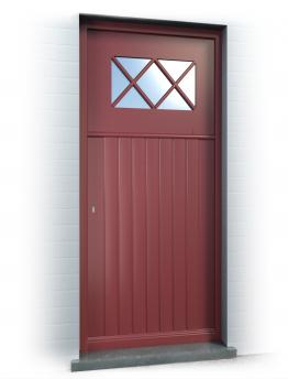 Anaf Products nv - Porte style cottage - Ref. chayenne rustique