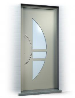 Anaf Products nv - Porte style design - Ref. Eclipse large 240