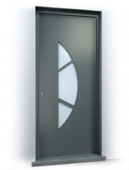 Anaf Products nv - Porte style design - Ref. Eclips small 130