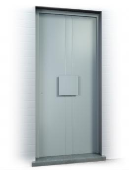 Anaf Products nv - Porte style design - Ref. Integra 110