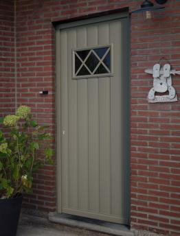Anaf Products nv - Voordeur cottage stijl - Ref. Lisa Marie