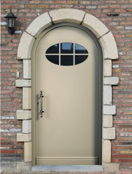 Anaf Products nv - Porte style classique - Ref. Ocular 100