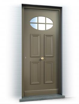 Anaf Products nv - Porte style classique - Ref. Ocular 140