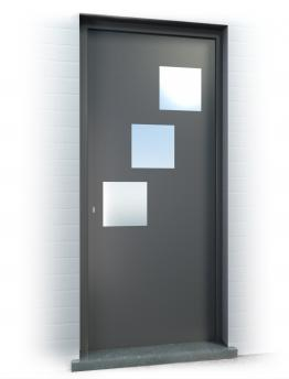 Anaf Products nv - Porte style design - Ref. troi