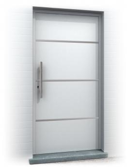 Anaf Products nv - Porte style design - Ref. uni 3013 inline