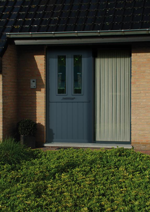Anaf Products nv - Porte style cottage - Ref. Dublin